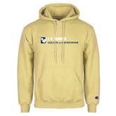 Champion Vegas Gold Fleece Hoodie-College of Engineering