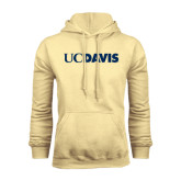 Champion Vegas Gold Fleece Hoodie-UC DAVIS