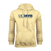 Champion Vegas Gold Fleece Hoodie-UC DAVIS U of C