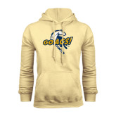 Champion Vegas Gold Fleece Hoodie-Go Ags Logo