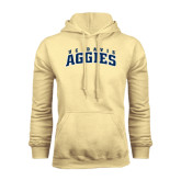 Champion Vegas Gold Fleece Hoodie-Arched UC Davis Aggies