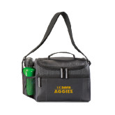 Edge Black Cooler-UC DAVIS Aggies