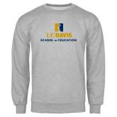 Grey Fleece Crew-School of Education