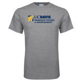 Grey T Shirt-Graduate School of Management Flat