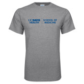 Grey T Shirt-School of Medicine