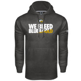 Under Armour Carbon Performance Sweats Team Hoodie-We Bleed