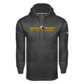 Under Armour Carbon Performance Sweats Team Hoodie-Aggie Pride w/ Tagline
