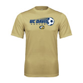 Performance Vegas Gold Tee-Soccerball with Flying Ball