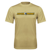 Performance Vegas Gold Tee-Aggie Pride