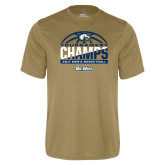 Syntrel Performance Vegas Gold Tee-Big West Mens Basketball Tournament Champions