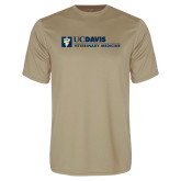 Performance Vegas Gold Tee-Veterinary Medicine