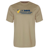 Syntrel Performance Vegas Gold Tee-Graduate School of Management Flat