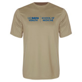 Performance Vegas Gold Tee-School of Medicine