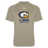 Under Armour Vegas Gold Tech Tee-Primary Mark