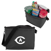Six Pack Grey Cooler-Secondary Athletics Mark