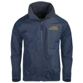Navy Charger Jacket-UC DAVIS Aggies