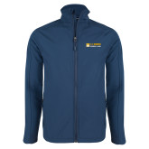 Navy Softshell Jacket-School of Law