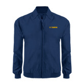 Navy Players Jacket-UC DAVIS