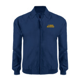 Navy Players Jacket-UC DAVIS Aggies