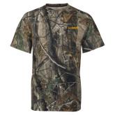 Realtree Camo T Shirt-UC DAVIS