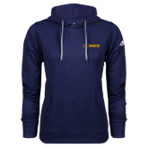Adidas Climawarm Navy Team Issue Hoodie-UC DAVIS