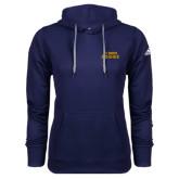 Adidas Climawarm Navy Team Issue Hoodie-UC DAVIS Aggies
