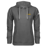 Adidas Climawarm Charcoal Team Issue Hoodie-UC DAVIS