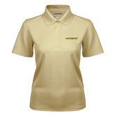 Ladies Vegas Gold Dry Mesh Polo-Aggie Pride