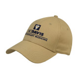 Vegas Gold Heavyweight Twill Pro Style Hat-Veterinary Medicine