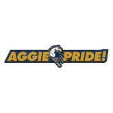 Extra Large Magnet-Aggie Pride