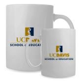 Full Color White Mug 15oz-School of Education