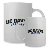 Full Color White Mug 15oz-Grandpa