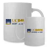 Full Color White Mug 15oz-School of Law