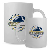 Full Color White Mug 15oz-2018 Big Sky Conference Champions