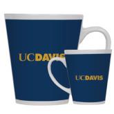 Full Color Latte Mug 12oz-UC DAVIS