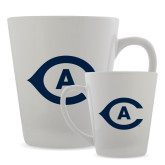 Full Color Latte Mug 12oz-Secondary Athletics Mark