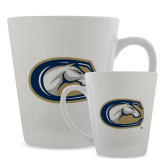 Full Color Latte Mug 12oz-C Horse Mark