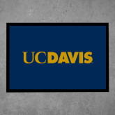 Full Color Indoor Floor Mat-UC DAVIS