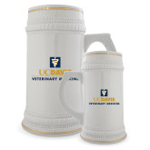 Full Color Decorative Ceramic Mug 22oz-Veterinary Medicine