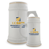 Full Color Decorative Ceramic Mug 22oz-Graduate School of Management Stacked