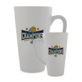 Full Color Latte Mug 17oz-2018 Football Conference Champions