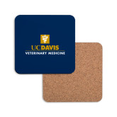 Hardboard Coaster w/Cork Backing-Veterinary Medicine