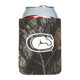 Collapsible Mossy Oak Camo Can Holder-Official Logo