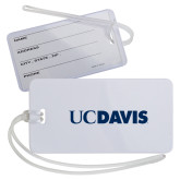 Luggage Tag-UC DAVIS