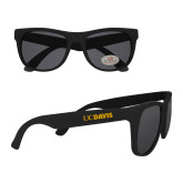 Black Sunglasses-UC DAVIS