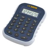 Blue Large Calculator-UC DAVIS