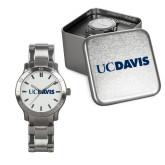 Mens Stainless Steel Fashion Watch-UC DAVIS