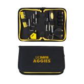 Compact 23 Piece Tool Set-UC DAVIS Aggies