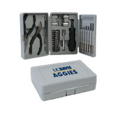 Compact 26 Piece Deluxe Tool Kit-UC DAVIS Aggies