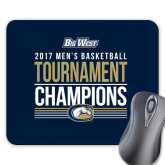 Full Color Mousepad-Big West Mens Basketball Tournament Champions